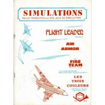 Simulations N° 14 - Revue trimestrielle des jeux de simulation (revue Cornejo wargames en VF) 002