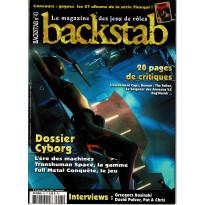 Backstab N° 43 (le magazine des jeux de rôles)