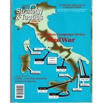 Strategy & Tactics N° 160 - MedWar (magazine de wargames en VO) 001