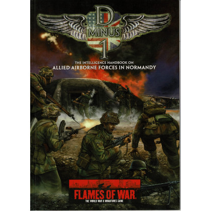 D minus 1 - Allied Airborne Forces in Normandy  (Flames of War Miniatures Games en VO) 001