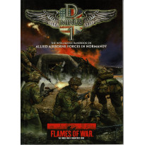 D minus 1 - Allied Airborne Forces in Normandy  (Flames of War Miniatures Games en VO)
