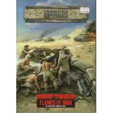 Afrika and the Mediterranean 1942-1943 (Flames of War Miniatures Games en VO)