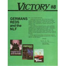 Victory Insider N° 8 (encart wargames Victory Games en VO)