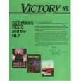 Victory Insider N° 8 (encart wargames Victory Games en VO) 001