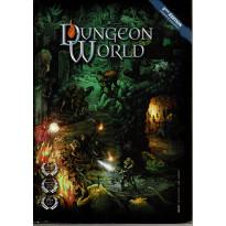 Dungeon World - Livre de base 2ème édition (jdr de 500 Nuances de Geek en VF)