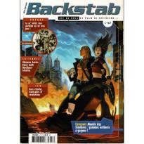 Backstab N° 47 (le magazine des jeux de rôles) 001