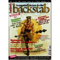 Backstab N° 1 (le magazine des jeux de rôles)