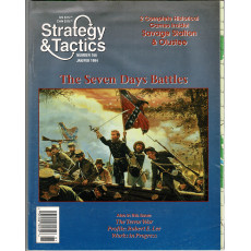 Strategy & Tactics N° 166 - The Seven Days Battles (magazine de wargames en VO)
