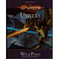 Dragonlance - Univers (jdr D&D 3.0 et d20 System en VF)