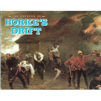 The Defense of Rorke's Drift + The Boer War (wargames de 3W en VO)