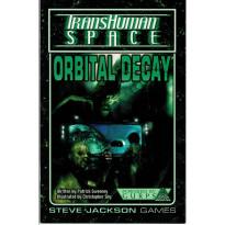 Orbital Decay - TransHuman Space (jdr GURPS Rpg en VO) 001