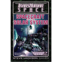 Spacecraft of the Solar System - TransHuman Space (jdr GURPS Rpg en VO) 001
