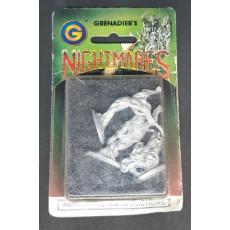 Nightmares - Ghosts & Apparitions (blister de figurines Grenadier en VO)