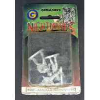 Nightmares - Audacious Adventurers (blister de figurines Grenadier en VO) 001