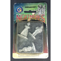 Nightmares - Vile Villains (blister de figurines Grenadier en VO) 001