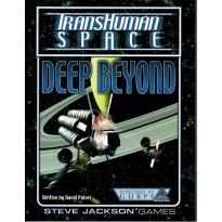 Deep Beyond - TransHuman Space (jdr GURPS Rpg en VO) 001