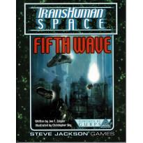 Fifth Wave - TransHuman Space (jdr GURPS Rpg en VO) 001