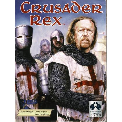 Crusader Rex (wargame Columbia Games en VO) 001