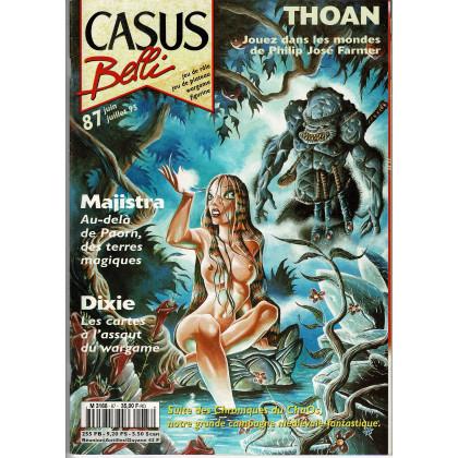 Casus Belli N° 87 (magazine de jeux de rôle) 011