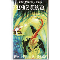 The Fantasy Trip - Wizard (wargame de Metagaming 1978 en VO)