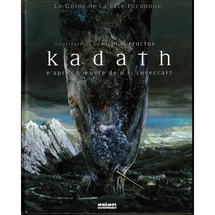 Kadath - Le Guide de la Cité Inconnue (livre Mnémos Ourobores en VF) 004