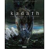 Kadath - Le Guide de la Cité Inconnue (livre Mnémos Ourobores en VF)
