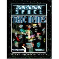 Toxic Memes - TransHuman Space (jdr GURPS Rpg en VO) 001