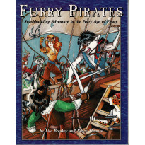 Furry Pirates (livre de base jdr d'Atlas Games en VO) 001