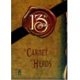 13e Age - Le Carnet du Héros (jdr éditions du 7e Cercle en VF) 005