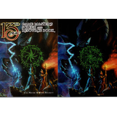13th Age - Game Master's Screen and Resource Book (jdr de Pelgrane Press en VO)