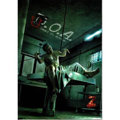 U.O.A. - Undead on Arrival (jdr Z-Corps en VF) 007