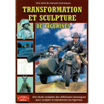 Transformation et Sculpture de Figurines (livre d'Andrea Press en VF) 001
