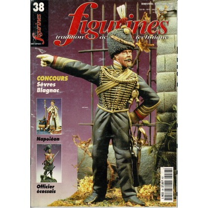 Figurines Magazine N° 38 (magazines de figurines de collection) 001