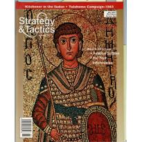Strategy & Tactics N° 183 - Byzantium (magazine de wargames en VO)