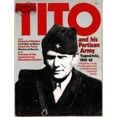 Strategy & Tactics N° 81 - Tito and his Partisan Army (magazine de wargames en VO)