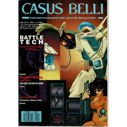 Casus Belli N° 51 (Premier magazine des jeux de simulation) 011
