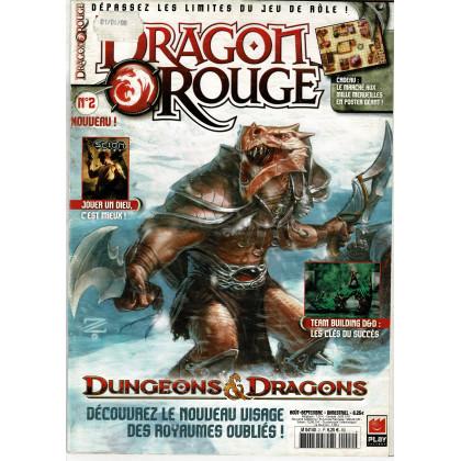 Dragon Rouge N° 2 (magazine de jeux de rôles) 004