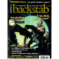 Backstab N° 31 (le magazine des jeux de rôles) 003