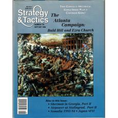 Strategy & Tactics N° 170 - The Atlanta Campaign (magazine de wargames en VO)