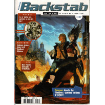Backstab N° 47 (le magazine des jeux de rôles)