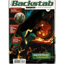 Backstab N° 46 (le magazine des jeux de rôles)