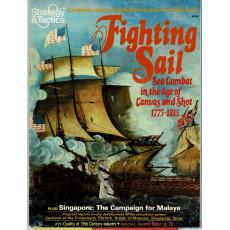 Strategy & Tactics N° 85 - Fighting Sail (magazine de wargames en VO)