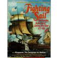 Strategy & Tactics N° 85 - Fighting Sail (magazine de wargames en VO) 001