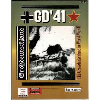 GD'41 - The Grossdeutschland in World War II (wargame The Gamers en VO)
