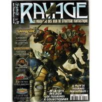 Ravage N° 37 (le Magazine des Jeux de Stratégie Fantastique) 003