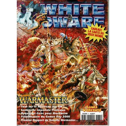 White Dwarf N° 71 (magazine de jeux de figurines Games Workshop en VF) 002