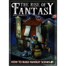 The Rise of Fantasy - How to build Fantasy Scenes (livre figurines & modélisme de Juan J. Barrena en VO)