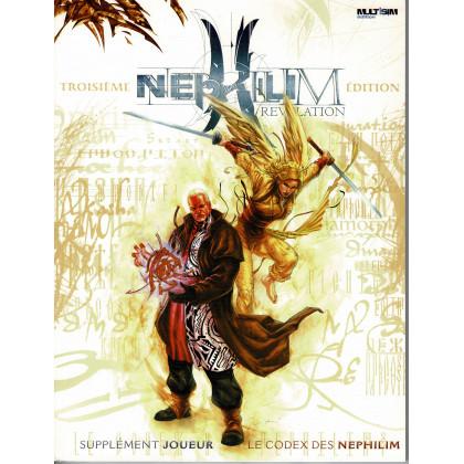 Le Codex des Nephilim - Supplément Joueur (jdr Nephilim Révélation 3e édition en VF) 003
