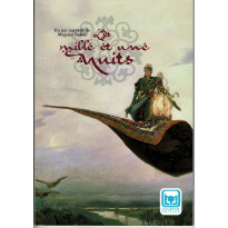 Les Mille et une Nuits - Livre de base (jdr de Narrativiste Edition en VF) 001