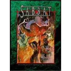 Guide du Sabbat (jdr Vampire La Mascarade en VF)